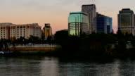 Sacramento Skyline video
