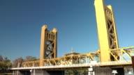 Sacramento Tower Draw Bridge video