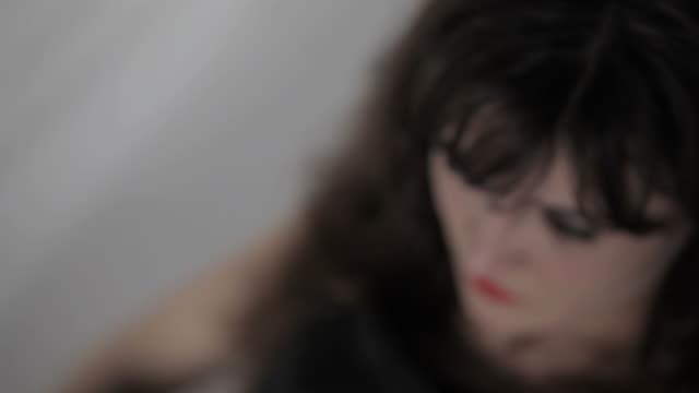Sad Woman video