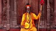 Sadhu Durbar Square video
