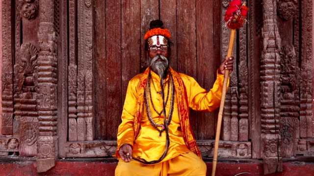 Sadhu Durbar Square video