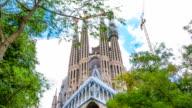Sagrada Familia Barcelona video