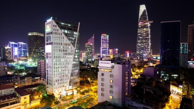 Saigon Center 4K video