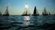 Sailboat Race 3 - Great Lakes Sailing video