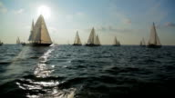 Sailboat Racing video