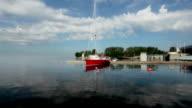sailboat video