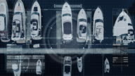 Sailboats video