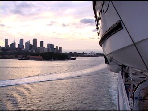 Sailing Away video