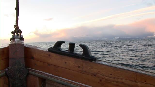 HD: Sailing boat video