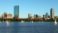 Sailing Boston video