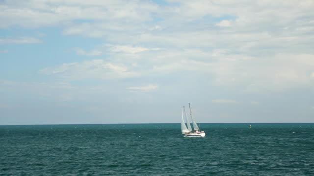 sailing on the high seas video