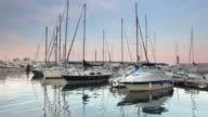 Sailing ships video