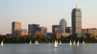 Sailing the Charles River, Boston video