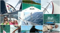HD MONTAGE: Sailing video
