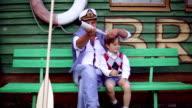 sailor's family video