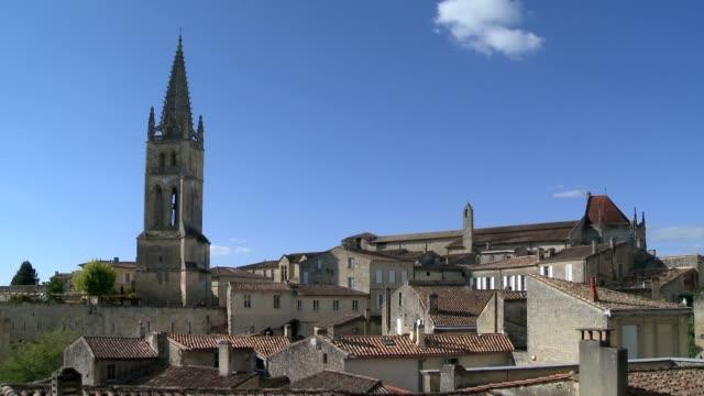 Saint Emillion village video