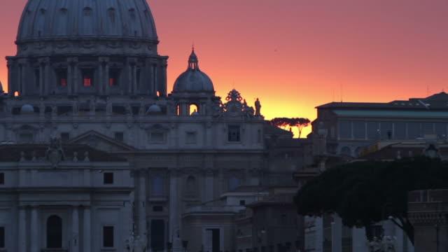 Saint Peter Basilica in Vatican, Rome video