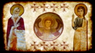Saints and Crosses video
