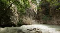 Saklikent Canyon, Fethiye, Turkey video