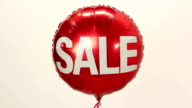 Sale balloon - Middle video