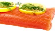 Salmon video