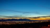 Salt Lake City Day to Night video