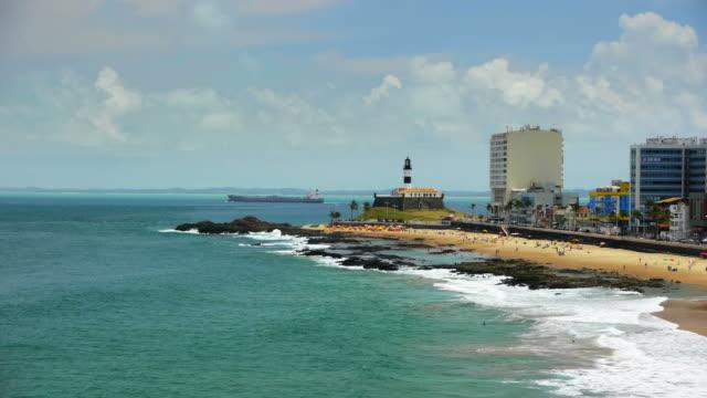 Salvador de Bahia Beach video