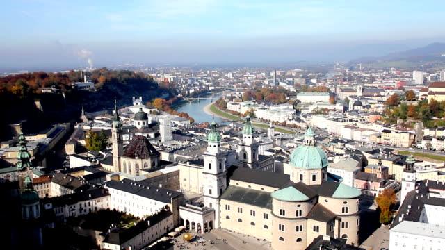 Salzburg, Austria (HD) video