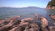 Samish Bay, Larrabee State Park, Washington 4K, UHD video
