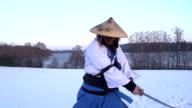 samurai fight video