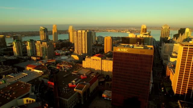 San Diego Aerial video
