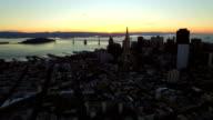 San Francisco Aerial video