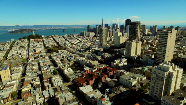 San Francisco Aerial video