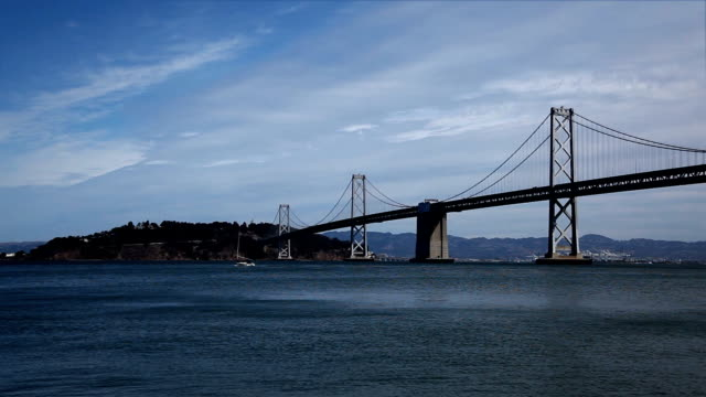 San Francisco Bay Bridge video