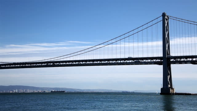 San Francisco Bay Bridge Video video