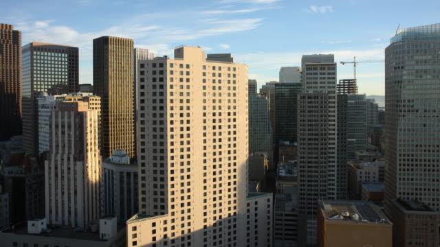 San Francisco Buildings Time Lapse video