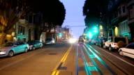 San Francisco Cable Car video