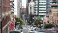 San Francisco - California Street video