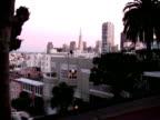 San Francisco Downwards video