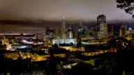 HD San Francisco Skyline video