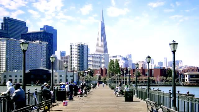 San Francisco Skyline video