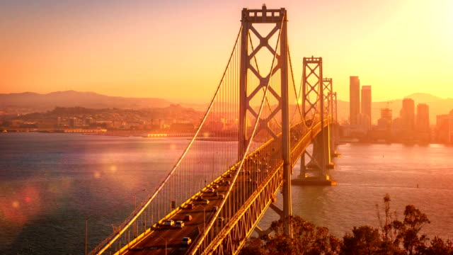 San Francisco's Bay Bridge video