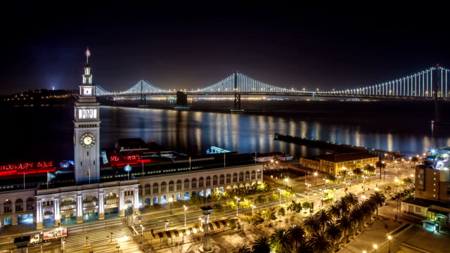 San Francisco's Bay Bridge video