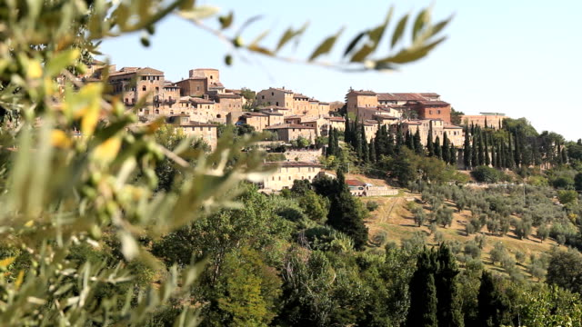 San Gimignano, Tuscany video