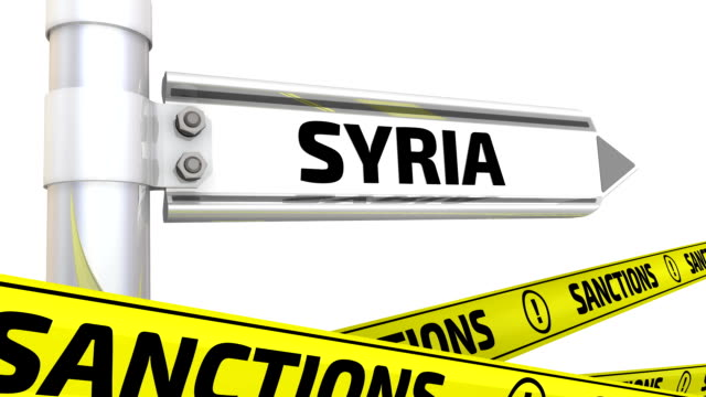 Sanctions against Syria video