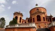 Sanctuary of the Madonna di San Luca Bologna Italy video