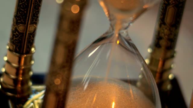 Sand clock footage video