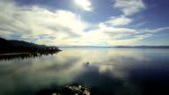 Sand Harbor Aerial video
