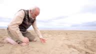 Sand running through my fingers video