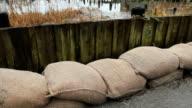 Sandbags, Flood Prevention video